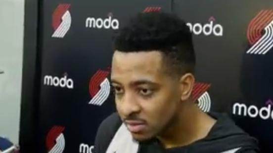 麦科勒姆:我的出场时间没有限制,期待对阵雷霆 NBA新闻