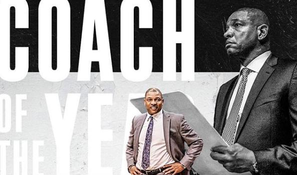 快船为里弗斯最佳教练造势:没有一名全明星却拿到48胜 NBA新闻 第1张