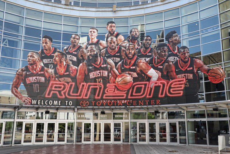 火箭官推晒《权游》宣传片季后赛造势:王座之旅从今晚开始 NBA新闻