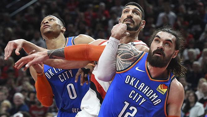 威少:后三节我们限制了对手投篮,也获得了赢球的机会 NBA新闻