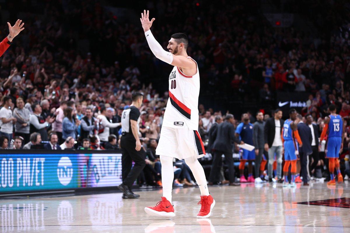 坎特7个前场板创职业生涯季后赛单场新高 NBA新闻