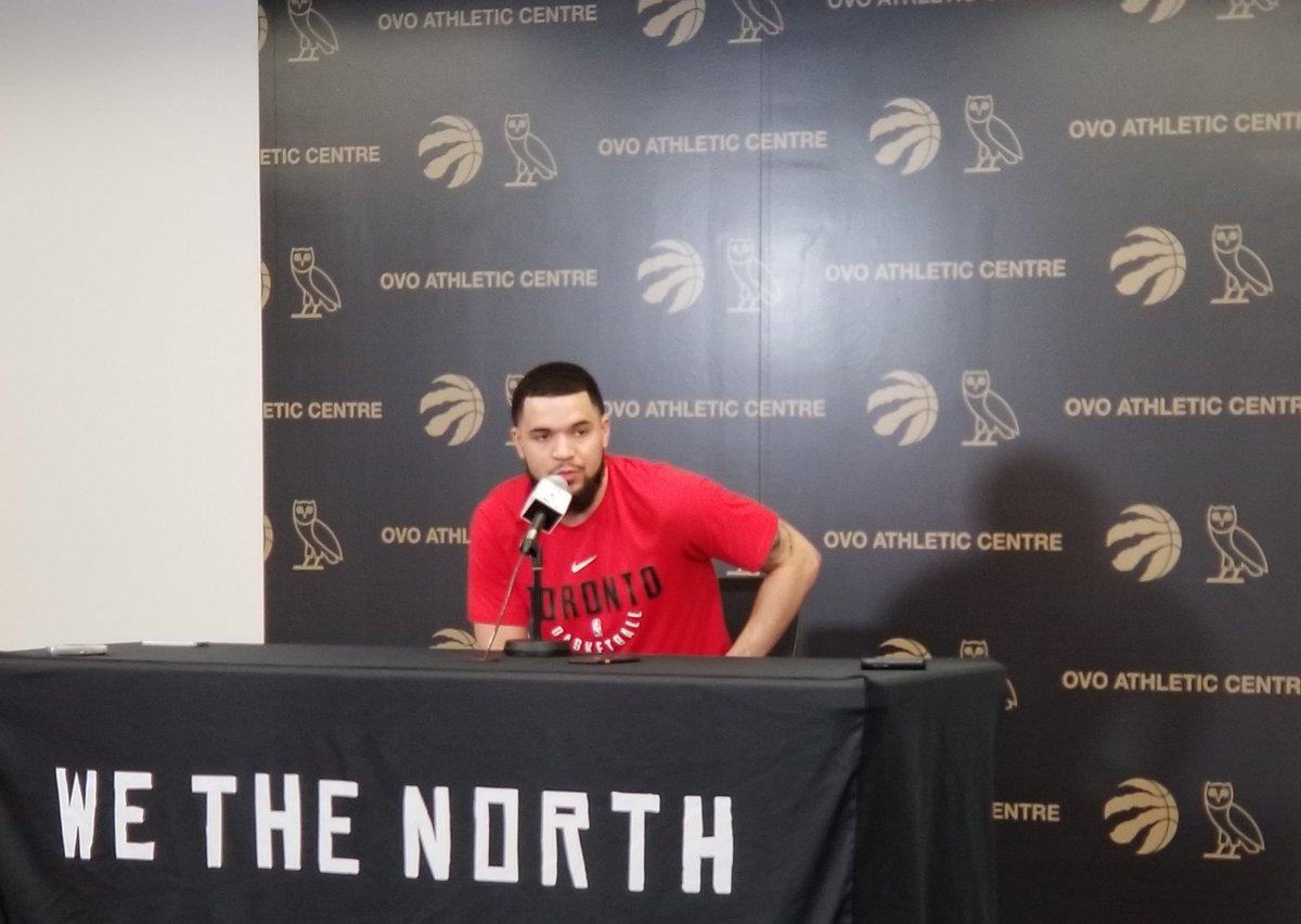 范弗利特:我们是争冠球队,0-1不理想但我们不恐慌 NBA新闻