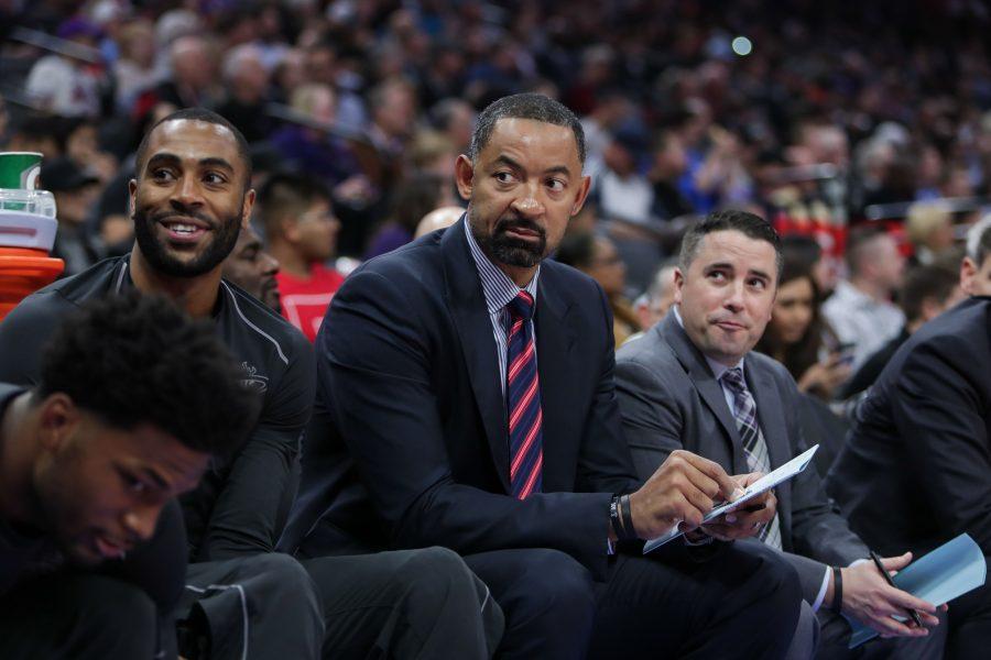 湖人名记:湖人已获跟朱万-霍华德沟通的许可,下周面试 NBA新闻