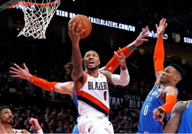 利拉德谈首胜:上赛季我们一场没赢,本赛季我们做到了 NBA新闻
