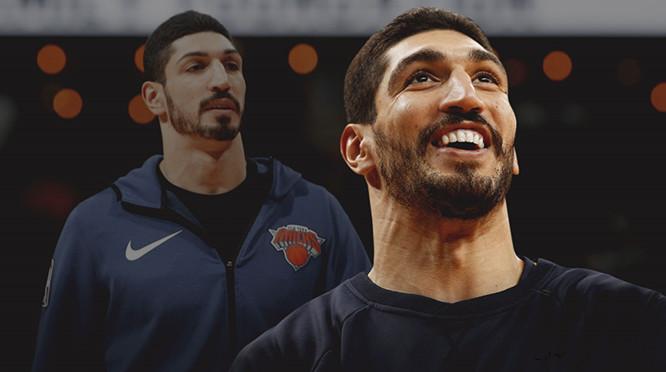 坎特:我在最烂的队待过,他们认为我太老不能打比赛 NBA新闻