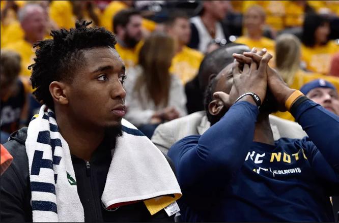 米切尔不满自身表现:不能送不出助攻还失误5次 NBA新闻