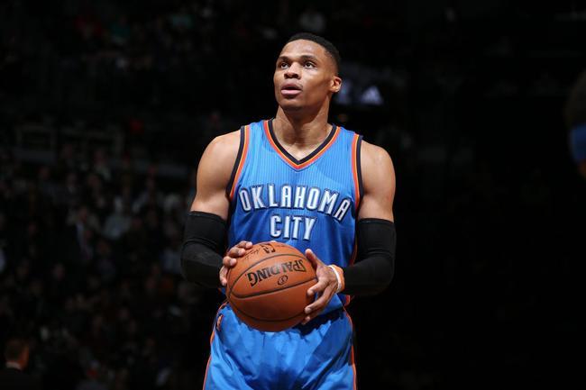 威少季后赛进球数超越伊赛亚-托马斯,升至历史第41位 NBA新闻