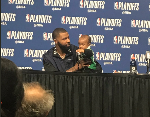 莫里斯:现在是季后赛了,必须要更关注细节 NBA新闻
