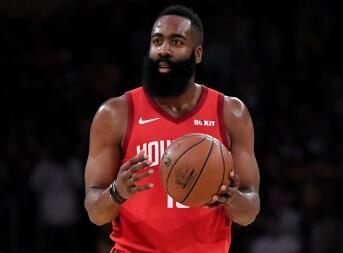 开局火热!哈登首节6投5中得到12分 NBA新闻 第1张