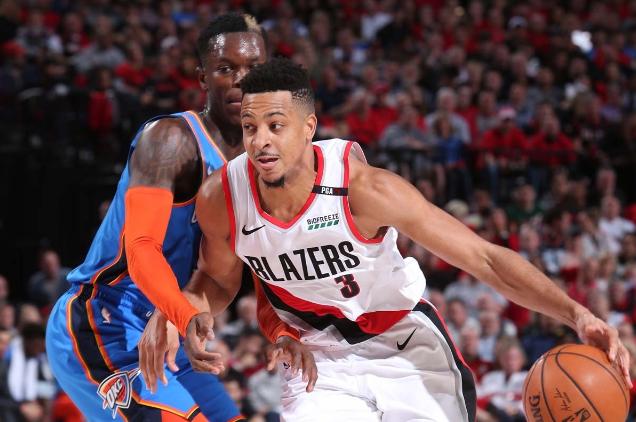 CJ-麦科勒姆全能表现砍下33分8篮板5助攻 NBA新闻 第1张
