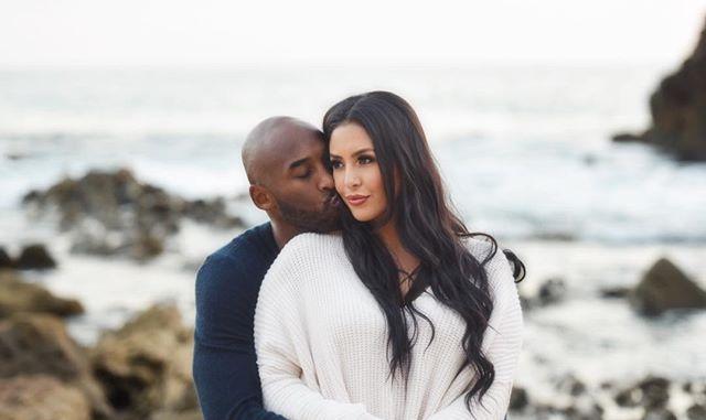 [虎]科比晒与妻子甜蜜合影庆祝结婚周年纪念日