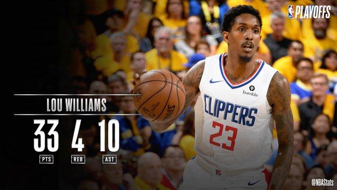 NBA官方评选今日最佳数据:路威33+10当选