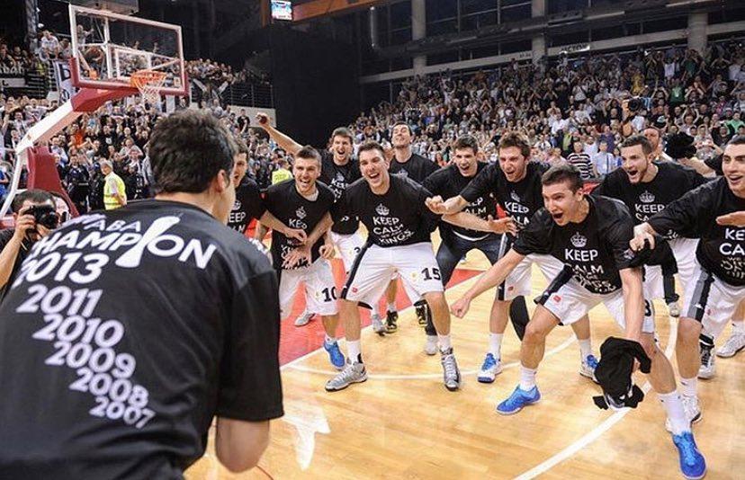 时光荏苒!波格丹诺维奇回忆6年前联赛夺冠瞬间