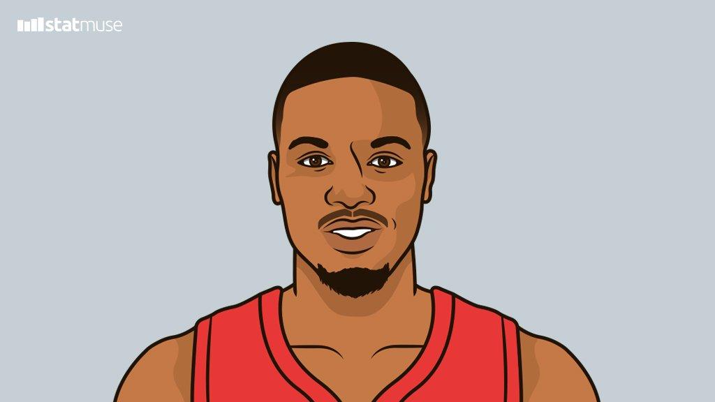 利拉德10篮板创个人生涯季后赛单场篮板新高