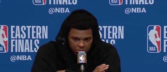 洛瑞:第四节杀死了我们,这样输球很糟糕 NBA新闻