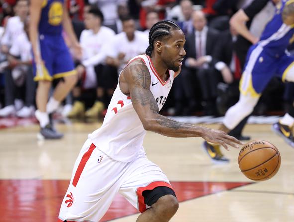 伦纳德季后赛总抢断数超威少,升至历史第33位 NBA新闻