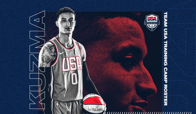 美国男篮总经理:库兹马的身材、投射和全能都很吸引我们 NBA新闻