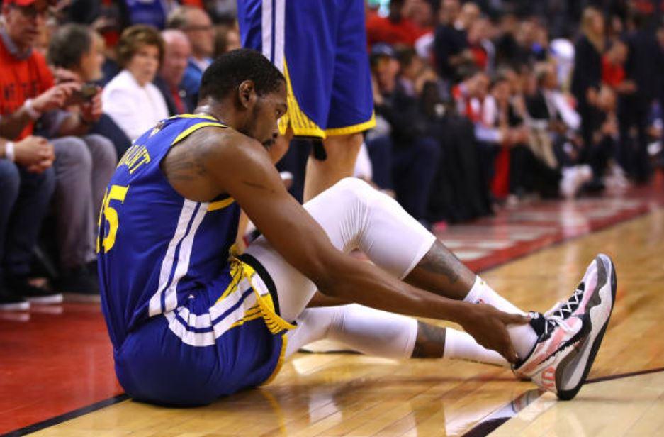 克莱:我们想念KD,你甚至不想去庆祝这场胜利 NBA新闻