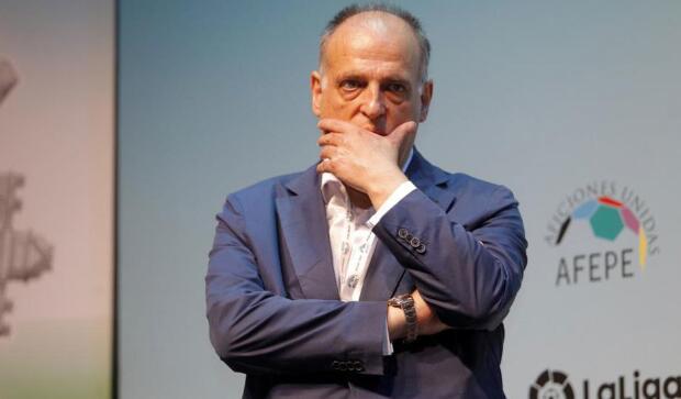 西甲主席:我不希望内马尔回巴萨,他不是一个好的榜样