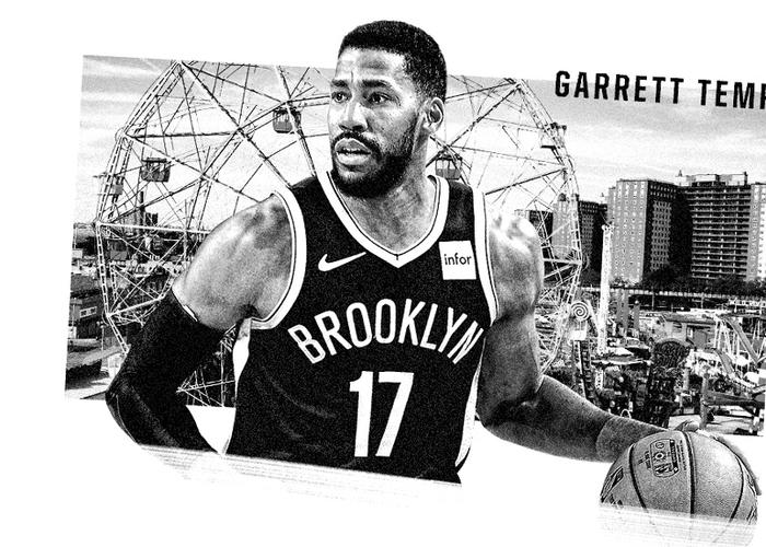 官方:篮网正式签约加莱特-坦普尔 NBA新闻