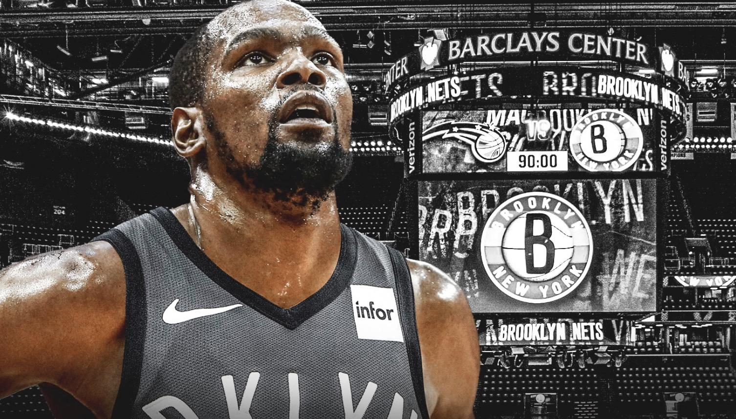 [虎]Haynes:杜兰特与篮网的合同第4年为球员选项 NBA新闻