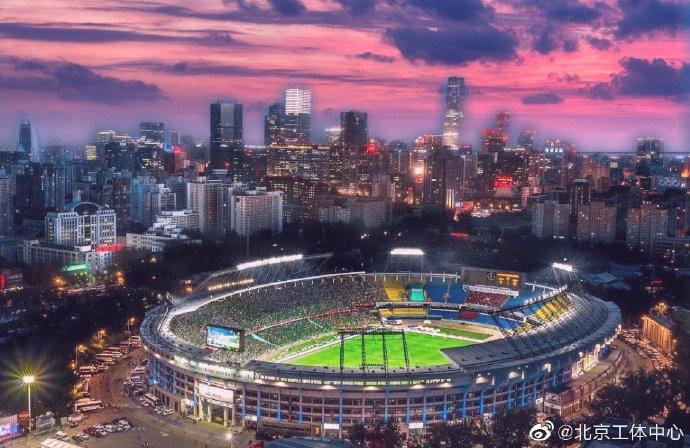 多图流:国安主场北京工人体育场迎来60岁生日