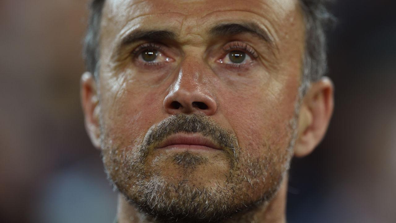 零点电台:恩里克不会回西班牙国家队带欧洲杯