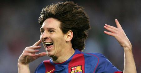 前西班牙人后卫:梅西首秀时我防他,当时感觉他普普通通