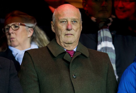 挪威国王应索肖邀请现场观战双红会,两人将在赛后会面
