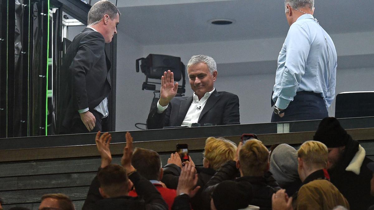 合同一场一签,穆里尼奥将告别天空体育直播间,山东国企煤矿事故