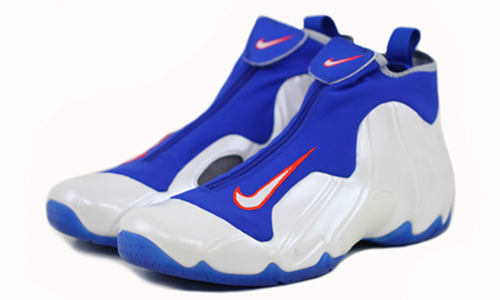 Nike Air Flightposite 2014 642307-100 Knicks NY纽约尼克斯