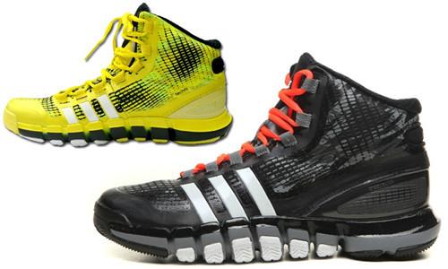 专柜 正品 Adidas/阿迪 Crazy Quick 男子 篮球鞋 Q33456/Q33299