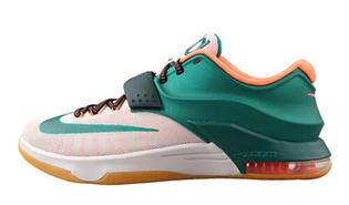 Nike KD VII KD7 Easy Money 杜兰特7 653997-330