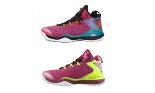 公司货 Jordan super fly 3 格里芬篮球鞋 717100-625/684933-615