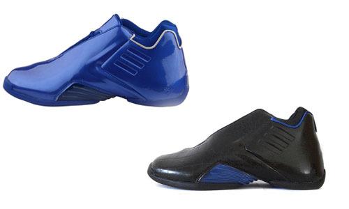 阿迪达斯的明星篮球鞋