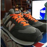 网友晒单!New Balance 574 经典休闲跑鞋