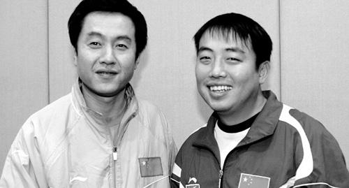 曝刘国梁将升任国乒总教练,压施之皓补8年空缺