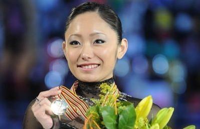 安藤美姬退出花滑中国杯大奖赛