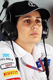 莫妮莎-卡滕伯恩正式担任索伯车队经理