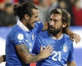 皮尔洛传射,意大利3-1客胜亚美尼亚