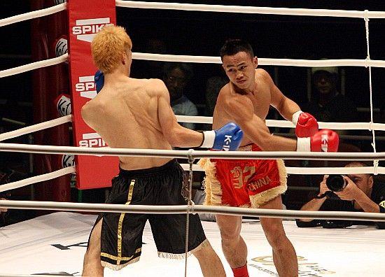 周志鹏:左拳是战术的体现