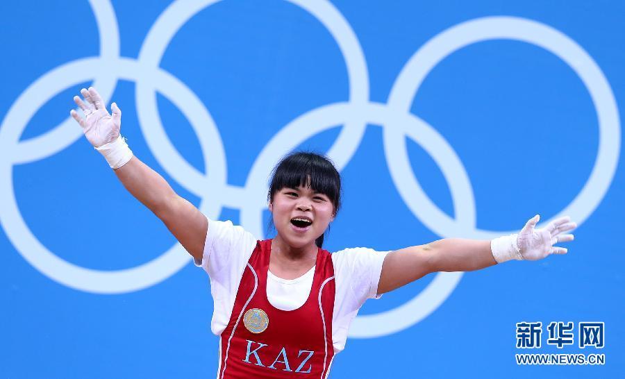 哈萨克奥运冠军改回中国国籍
