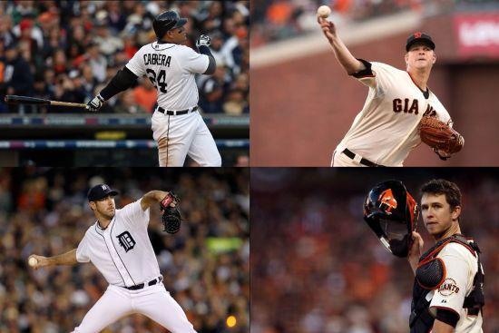 MLB世界大赛一触即发:老虎vs巨人