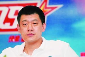 吉林总经理孙军:新赛季目标季后赛