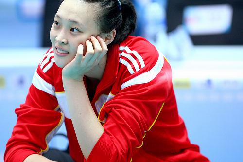 女排美女惠若琪:男友要王力宏类型的