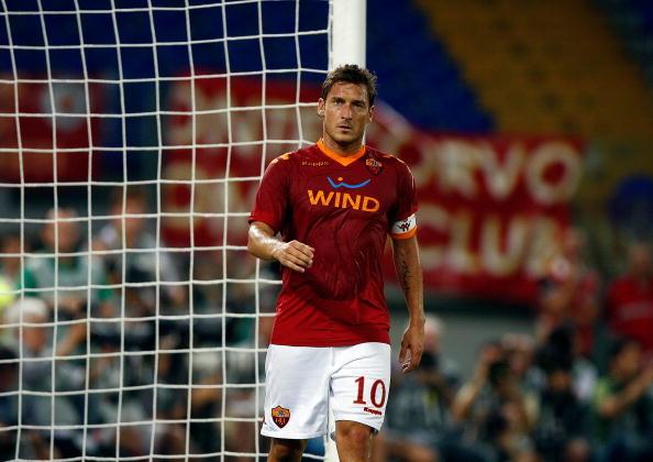 罗马VS乌迪内斯大名单公布:托蒂及时伤愈
