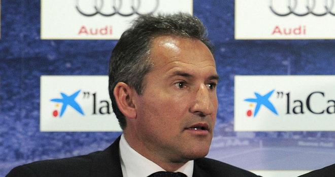 曼城任命贝吉利斯坦为足球主管