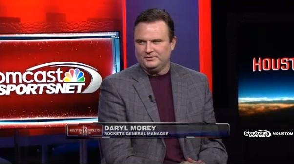 莫雷:很兴奋得到哈登,他是全明星级别球员