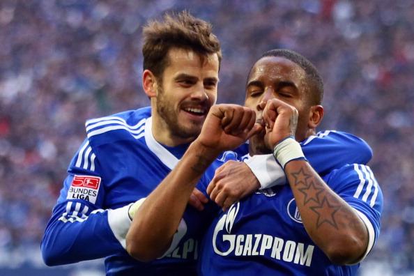 法尔范制胜球助沙尔克04主场1-0纽伦堡