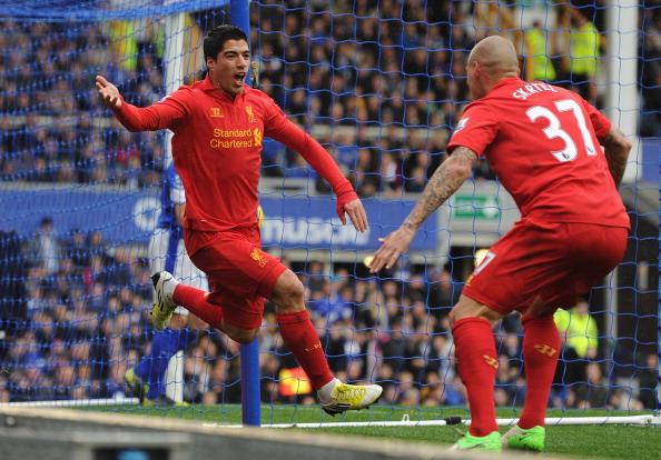 2球领先被追平,利物浦客场2-2埃弗顿